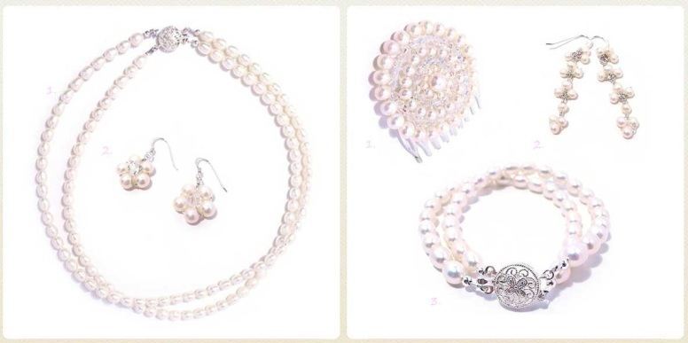 serretta bridal jewellery