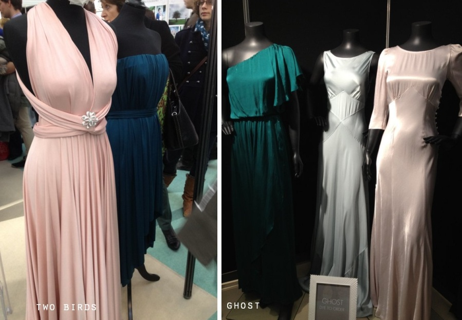 Best Bridesmaid dresses by Two Birds & Ghost