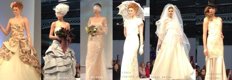 The National Wedding Show Wedding Dresses Catwalk Show
