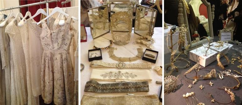 The Vintage Wedding Fair Bridal Dresses & Accessories