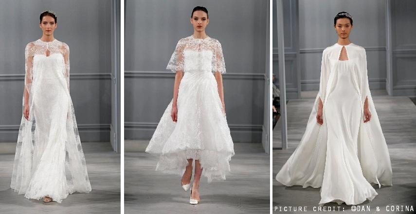 monique lhuillier ss14 bridal dresses