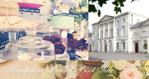 hampshire bridal bootsale