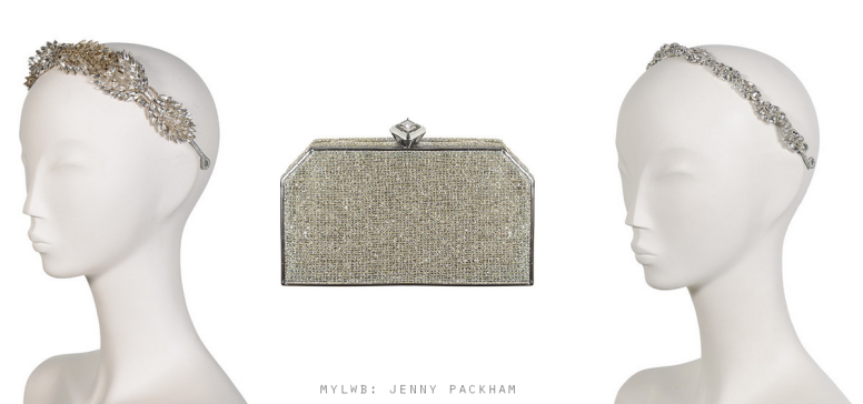 navette jenny packham bridal accessories