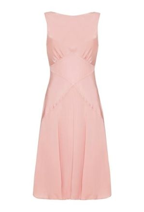 Alice Dress Boudoir Pink, Ghost £132